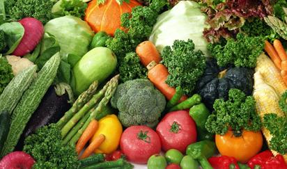กินผักช่วยระบาย