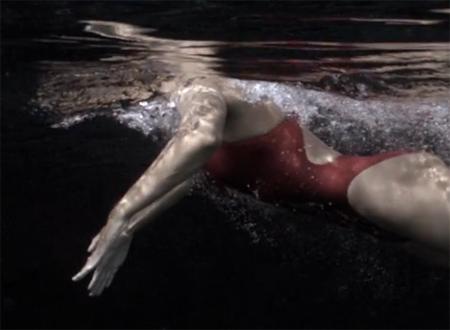 ฝึกว่ายน้ำท่ากบ 2