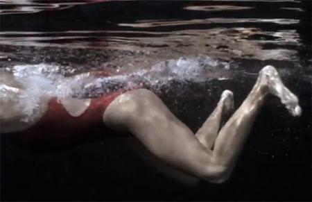 สอนการว่ายน้ำท่ากบ 4