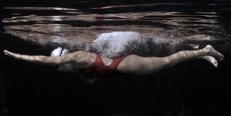 สอนว่ายน้ำท่ากบขั้นที่ 1