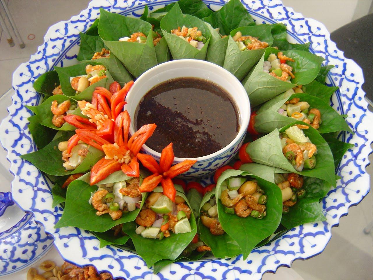 Thai Food Ad