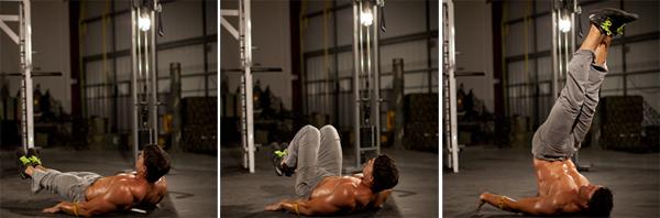 ออกกำลังกายสร้างซิกแพค